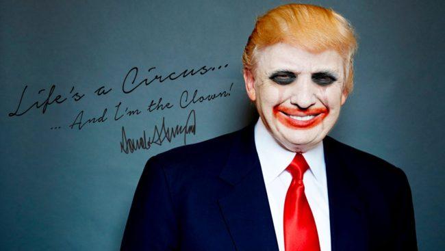 "Trump tells American People, their ""Enemy is the FAKE NEWS media,"" when he's America's Enema!"