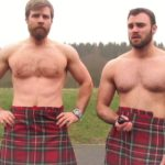 Get a Bangin' Butt with the Kilted Coaches' New NSFWorkout Video