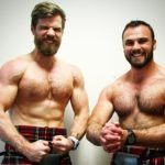 Get those Pumpin' Pecs with NEW Kilted Coaches NSFWorkout Video
