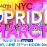 LIVE from New York it's… GAY PRIDE!   Watch it HERE