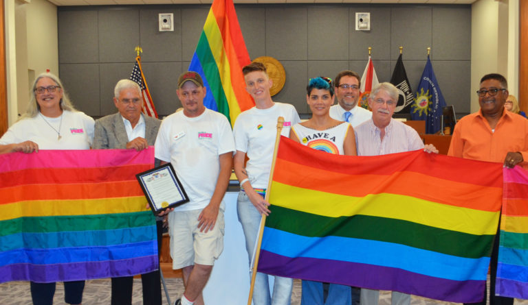 Key West Proclaims June 15th Gilbert Baker Day TheOUTfront