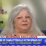 "Heather Heyer's Mother speaks out: ""I have not and will not"" talk to the President: WATCH HER INTERVIEW"