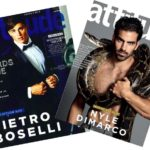 WATCH: BTS Videos with Man of the Year, Nyle DiMarco and workout partner Pietro Boselli