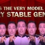 "Randy Rainbow pirates Gilbert & Sullivan in ""A Very Stable Genius"""