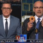 "Stephen Colbert interviews ""Religious Liberty Task Force"" Special Agent: VIDEO"