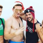 Booze, Boys, and Brunch make the Yuletide Gay