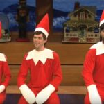 Jason Momoa is the Elf on a Shelf for a 13yo Boy: SNL VIDEO