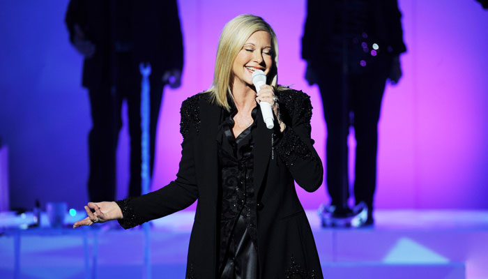 Olivia Newton-John (photo: Denise Truscello)
