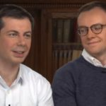 WATCH: Pete and Chasten Buttigieg together for a sit-down Interview