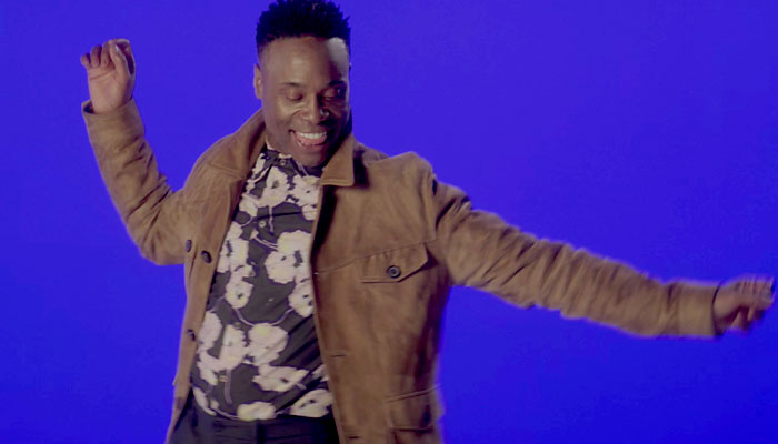 "Billy Porter covers the 1990s anthem ""You Gotta Be"""