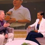 """Former Gay Conversion """"Therapist,"""" McKrae Game speaks out on Tamron Hall: VIDEO"""