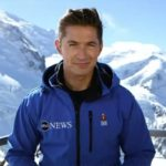 ABC News' James Longman and the Climate Change Crisis, shouting literally from a Mountain Top