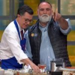 Watch Chef José Andrés turn Thanksgiving Leftovers into Creative Cuisine with Stephen Colbert