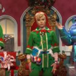 SNL's Singing Mall Elves are lit AF: VIDEO