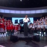 WATCH: Billy Porter and Combined Youth Choirs Unite in Song on The View