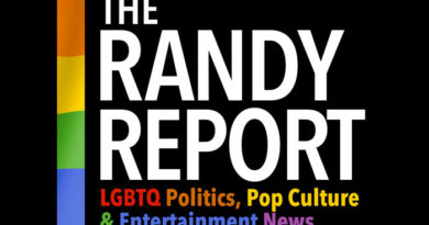 The Randy Report is a weekly news podcast wrapping up the latest in politics, pop culture and entertainment news of interest to the LGBTQ community