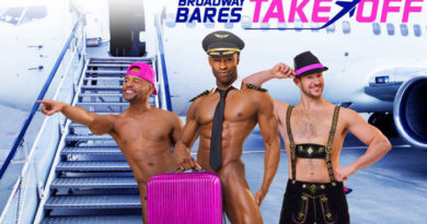 Don't miss this year's edition of the sexy, scintillating Broadway Bares