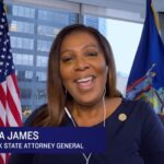 New York AG Tish James doesn't need Black Girl Magic, She has the Law: VIDEO