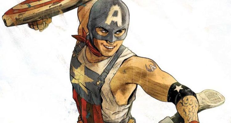Marvel Comics it will debut a gay Captain America during Pride Month