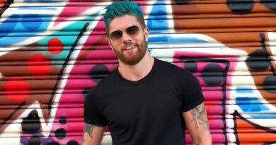 Gunnar Montana celebrated National Barbie Day in 'super gay' fashion