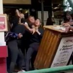 UPDATE - Tourists Arrested for Assaulting NYC Hostess: VIDEOS